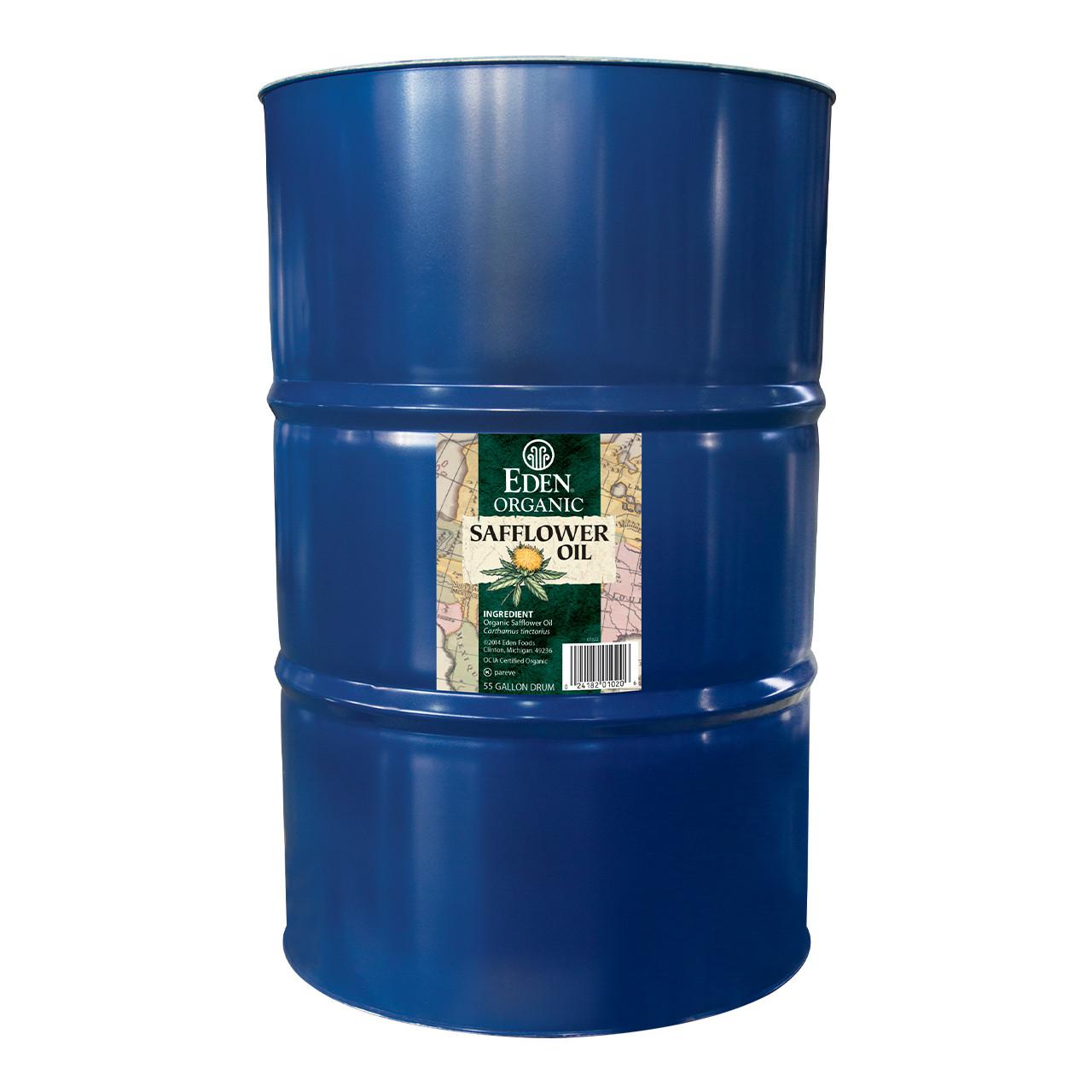 Safflower Oil - High Oleic, Organic - 55 gal