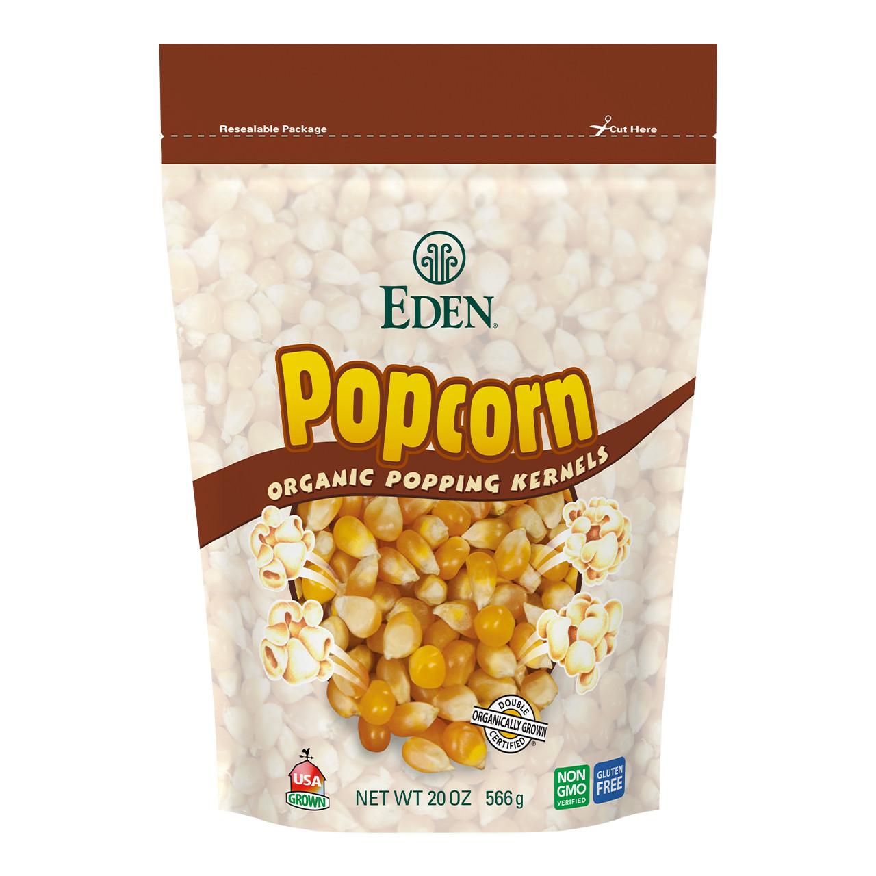 Popcorn, Organic - 20 oz
