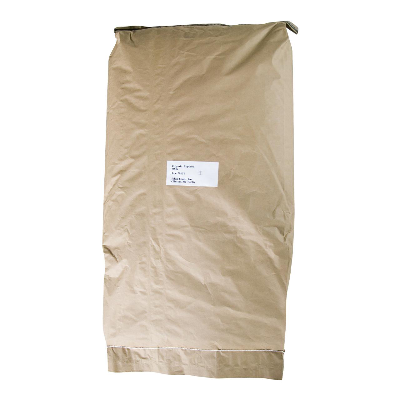 Popcorn, Organic - 50 lb