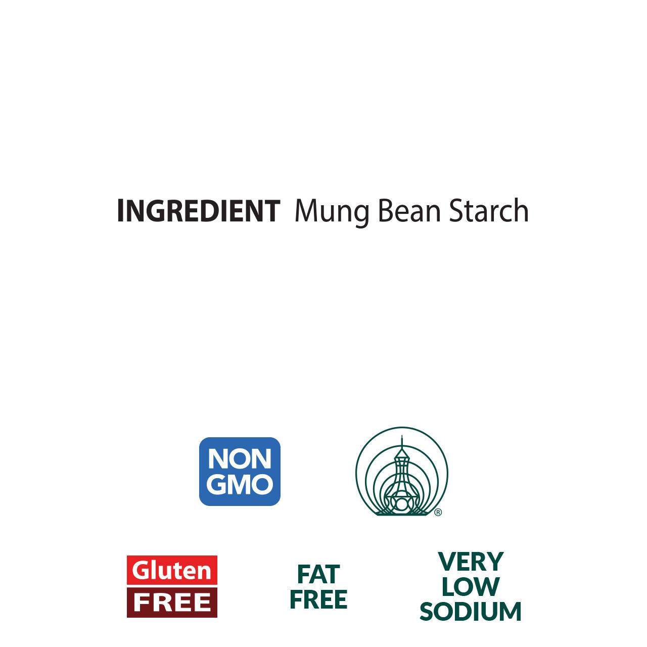 Mung Bean Pasta (Harusame)
