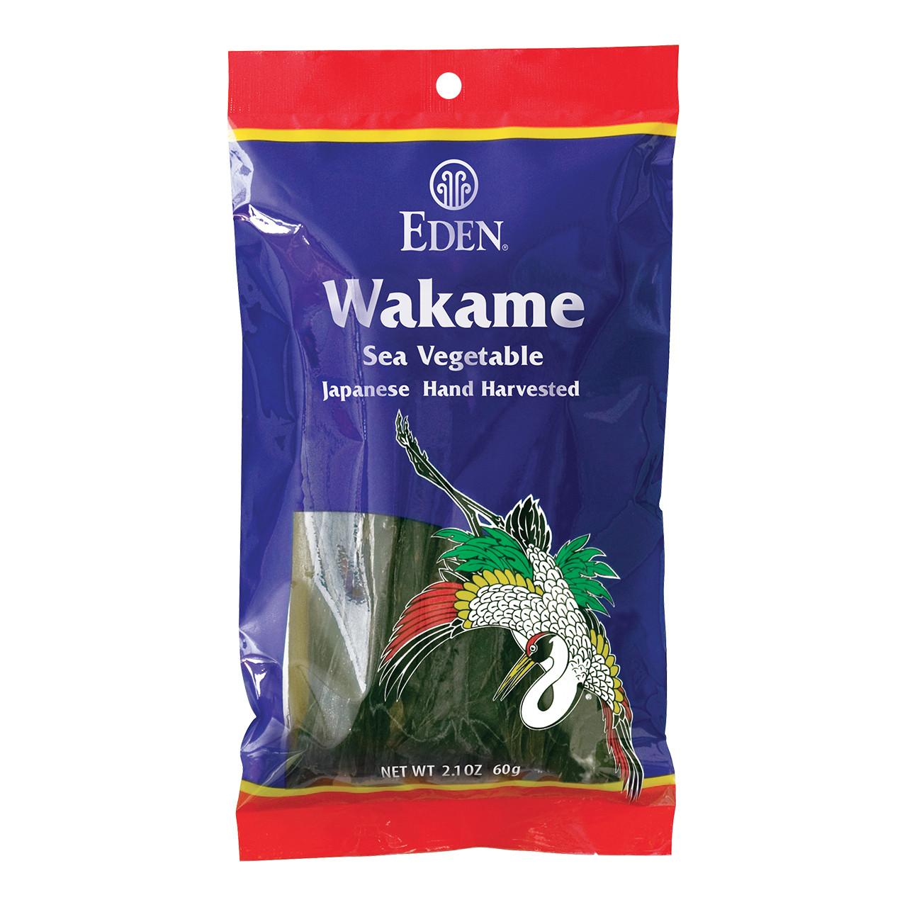 Wakame, Sea Vegetable