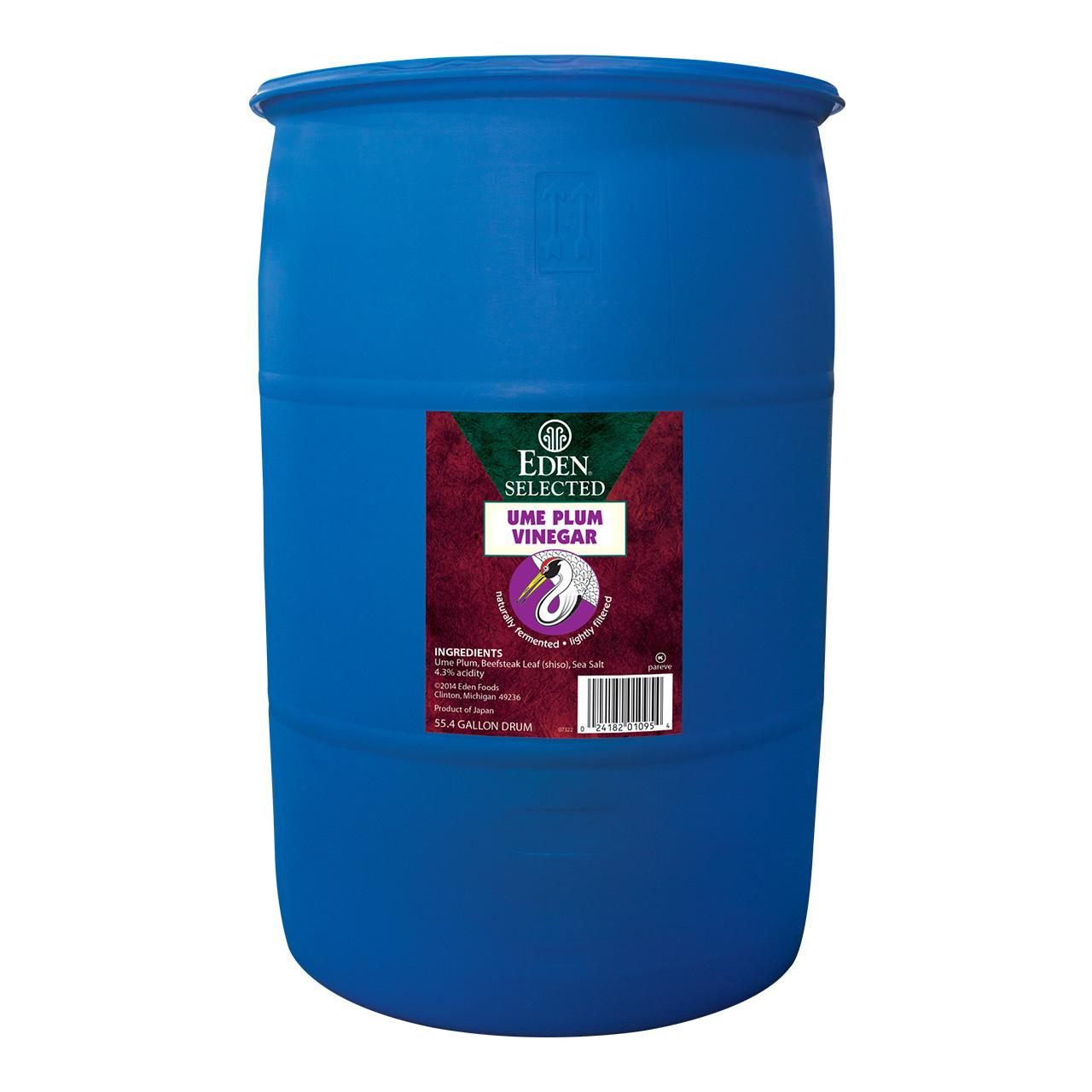 Ume Plum Vinegar - 55.4 gal