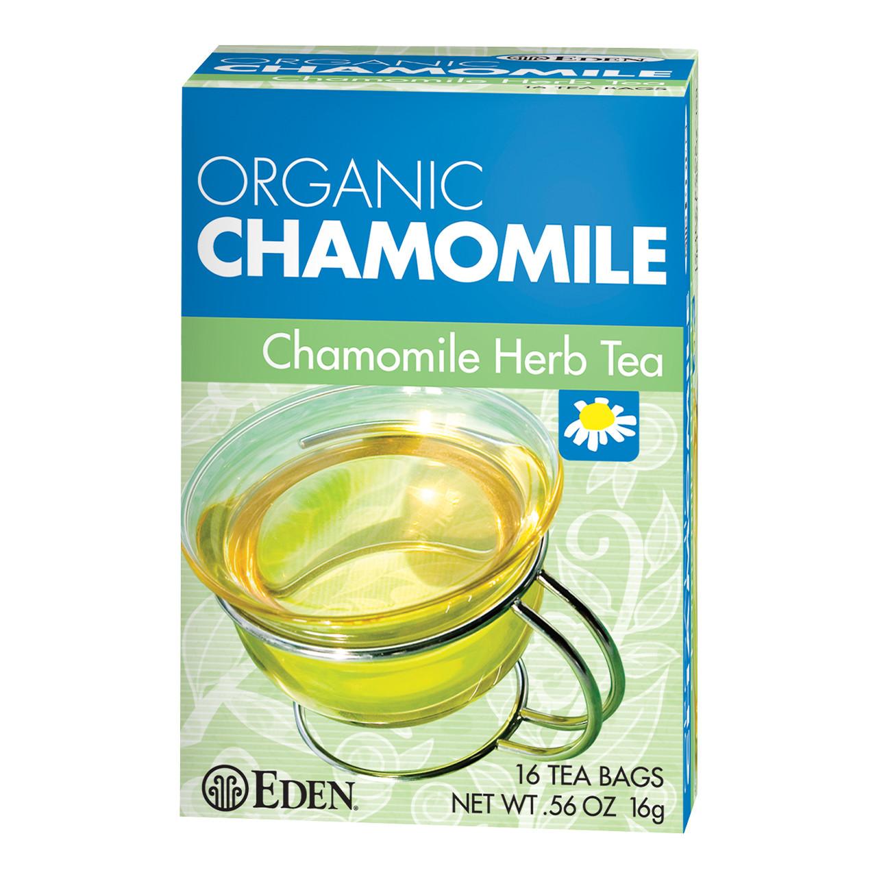 Chamomile Herb Tea, Organic