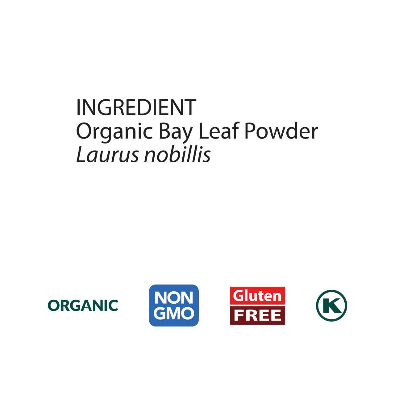 Bay Leaf Powder, Organic