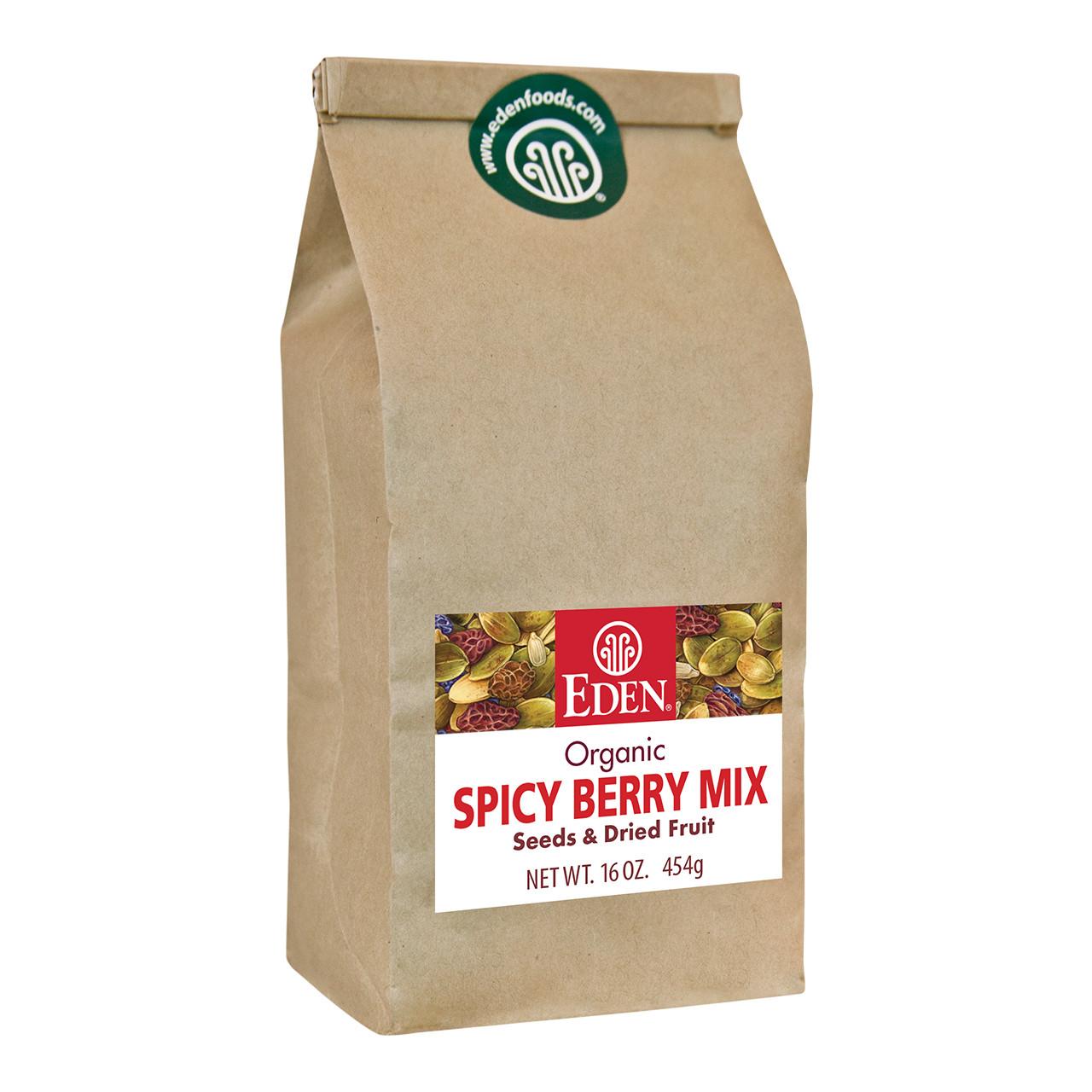 Spicy Berry Mix, Organic - 1 lb