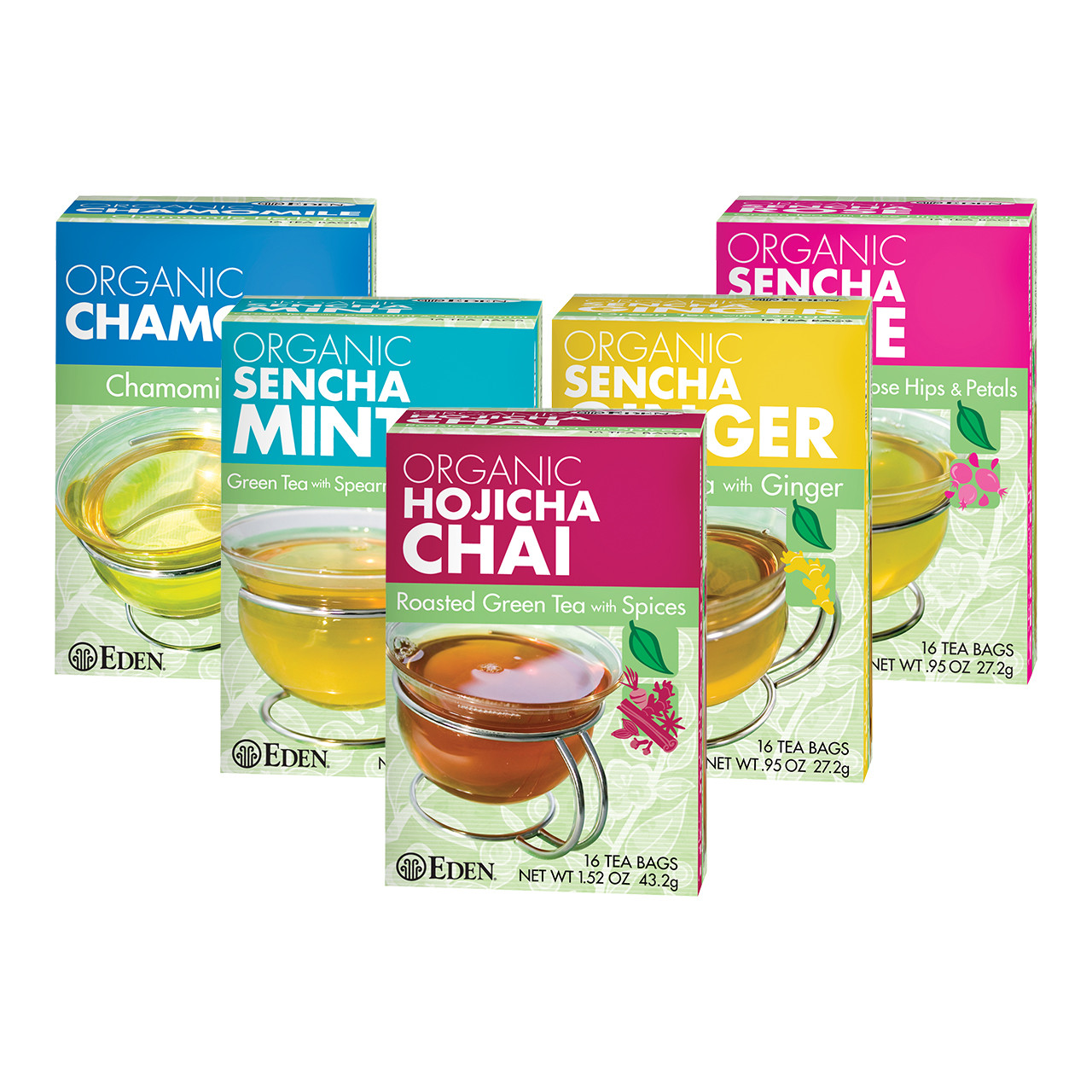 Tea Sampler #2, Organic