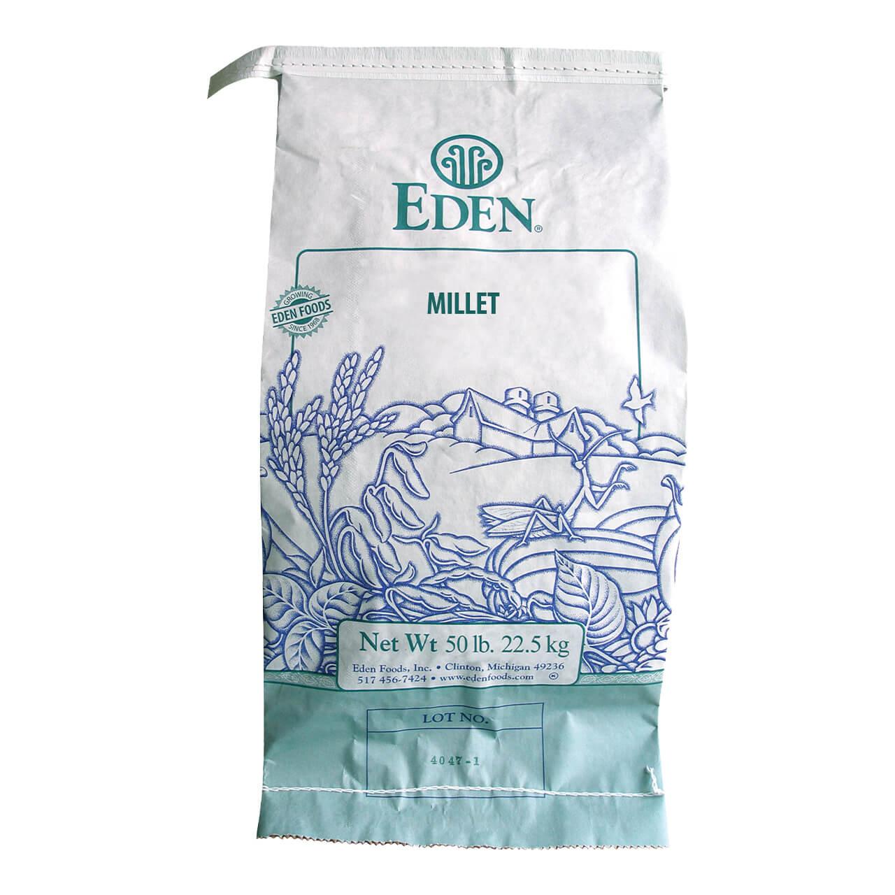 Millet, Organic - 50 lb