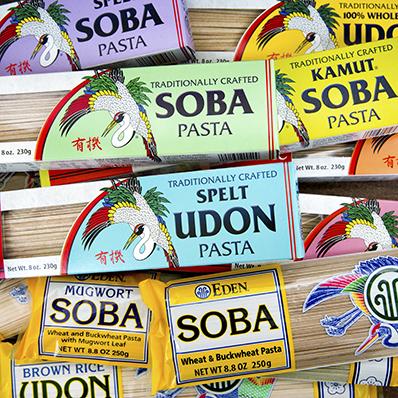 Udon & Soba Noodles
