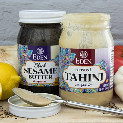 Sesame Tahini & Sesame Butter