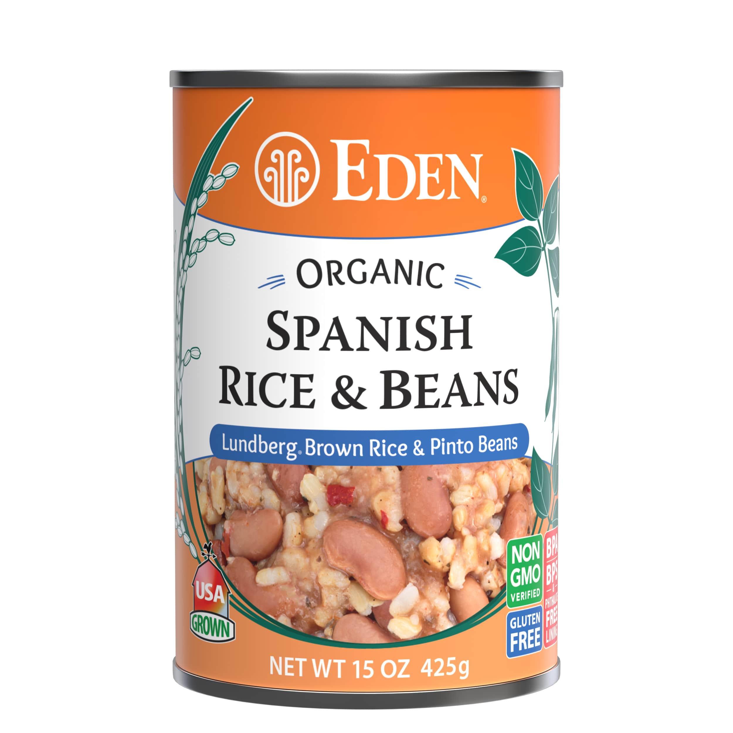 Spanish Rice & Pinto Beans