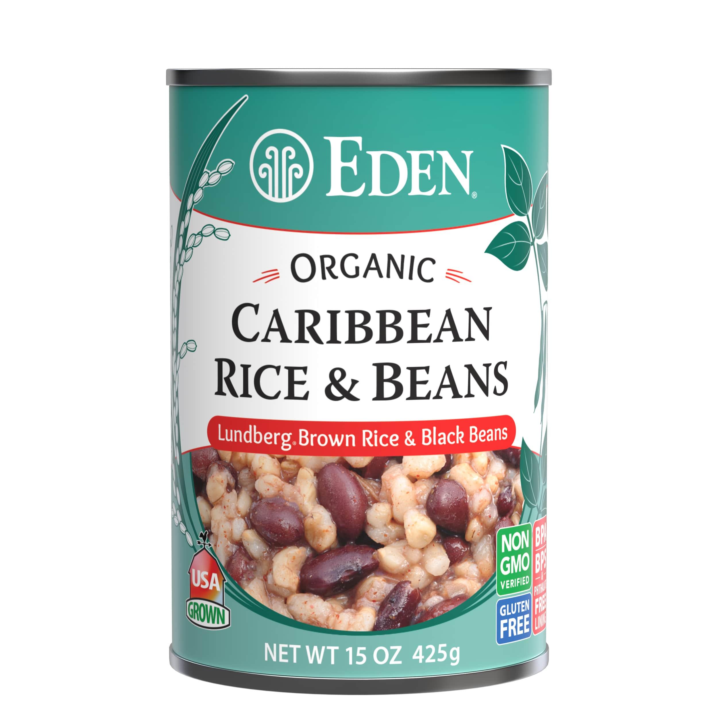 Caribbean Rice & Pinto Beans