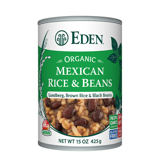 Mexican Rice & Black Beans