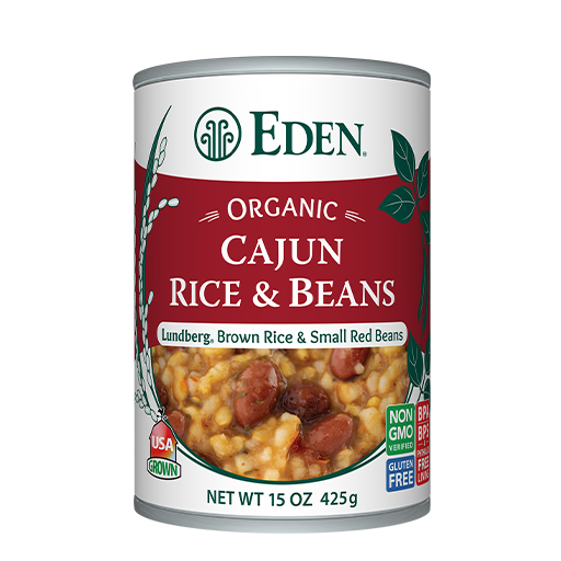 Cajun Rice & Small Red Beans