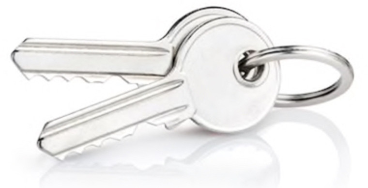 Box Design Blank Keys
