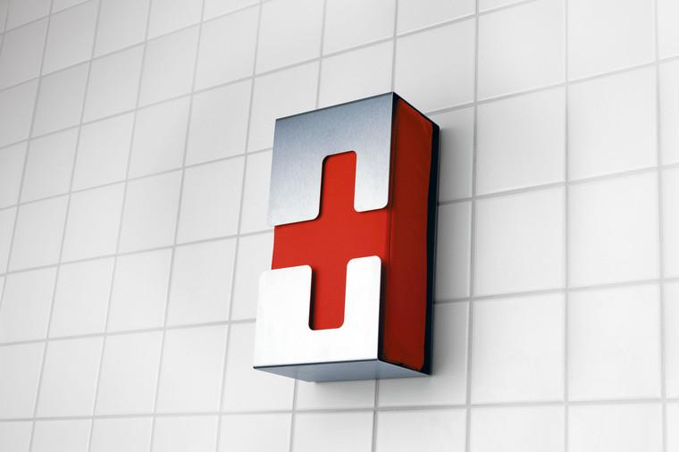 Modern First Aid Box