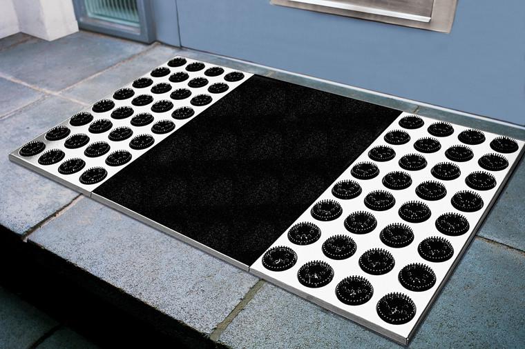 Feet-Back II Doormat