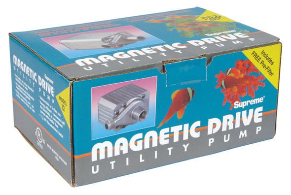 Danner Hydro-Mag 1200 GPH Utility Pump w/ Venturi (2/Cs)
