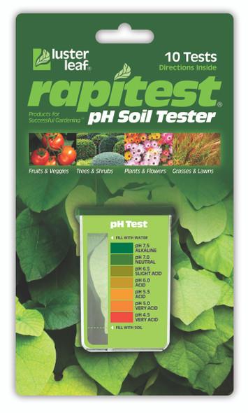 Luster Leaf Rapitest PH Soil Tester