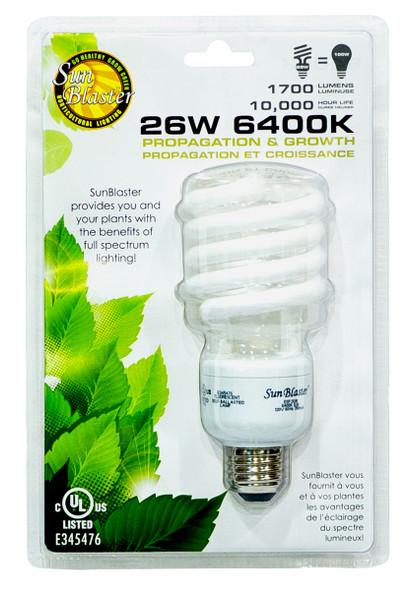 SunBlaster CFL 26 Watt 6400K