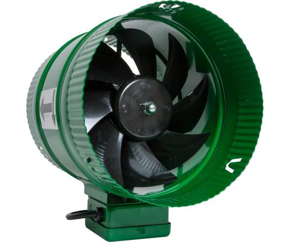 "Active Air 8"" Inline Booster Fan 471 CFM"