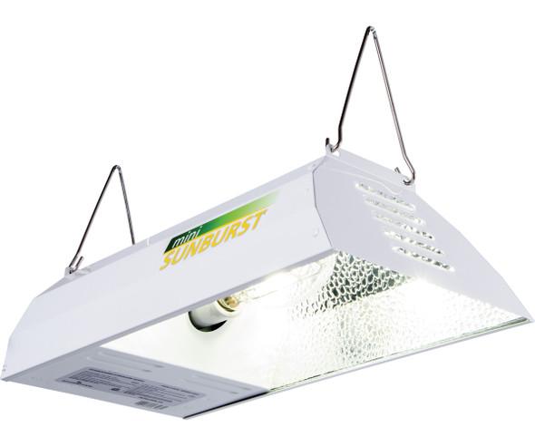 Mini Sunburst MH w/Lamp 100W