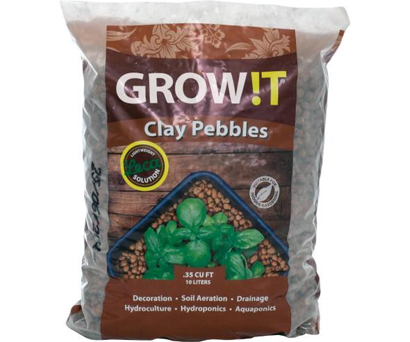 GROW!T Clay Pebbles 10 L