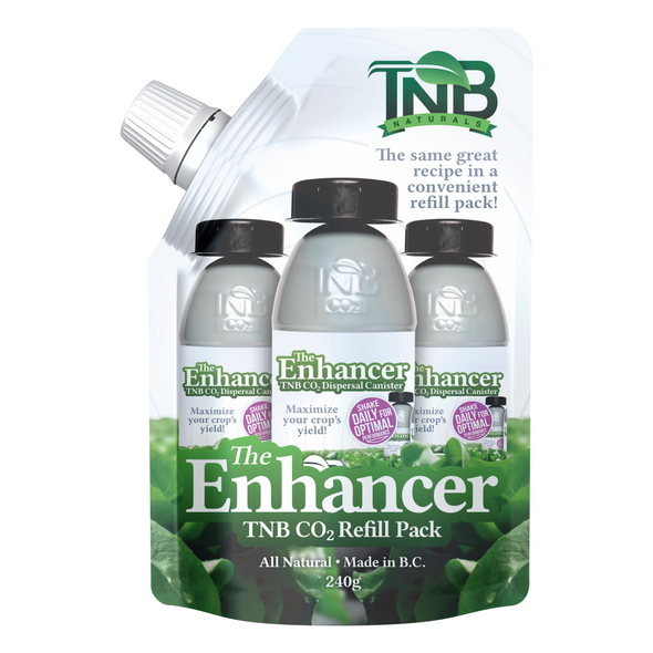TNB Naturals Co2 Canister Refill
