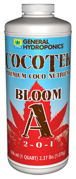 GH CocoTek Bloom A 1 Liter (Clearance) (DISCONTINUED)