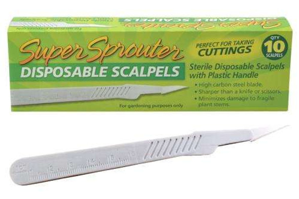 Super Sprouter Scalpel (each)