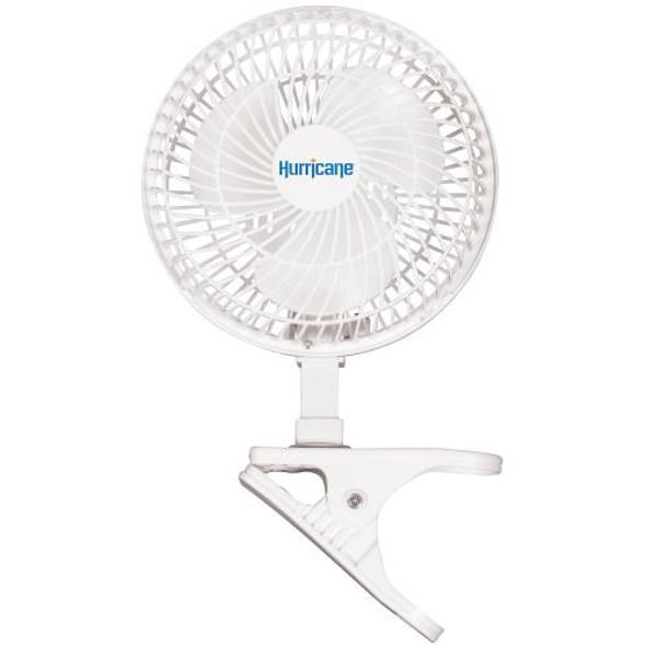 """Hurricane Classic 6"""" Clip Fan"""