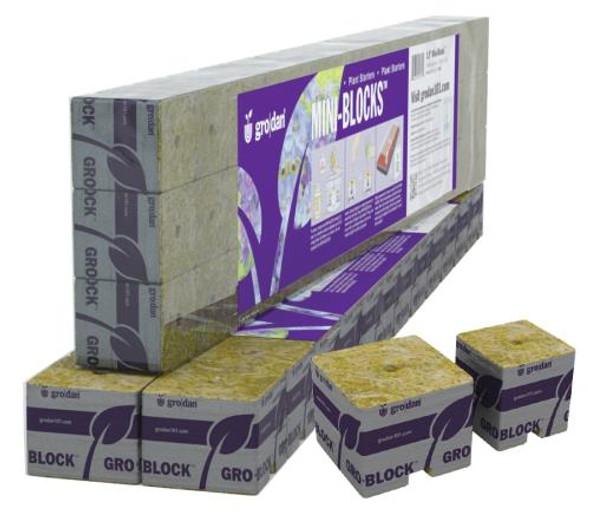 Grodan Mini Blocks 45ct
