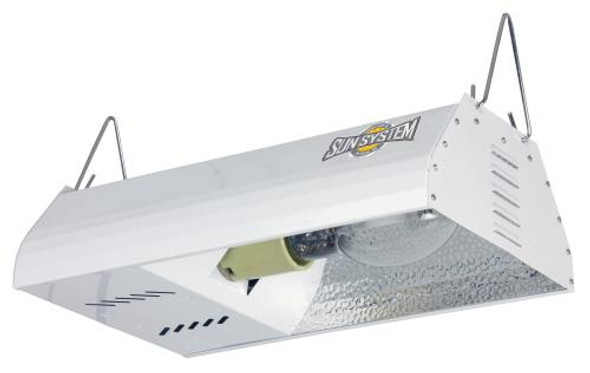 Sun System HPS 150 Grow Light Fixture