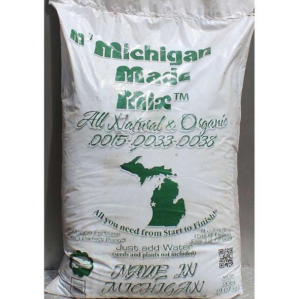 Michigan Made M3 Soil - 2CUFT