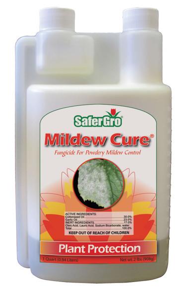 SaferGro Mildew Cure - 1 QT