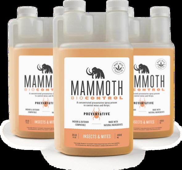 Mammoth P Bio Control - 250ML