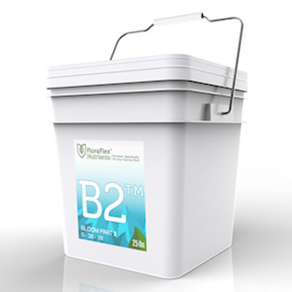 FloraFlex Nutrients B2 - 25LB