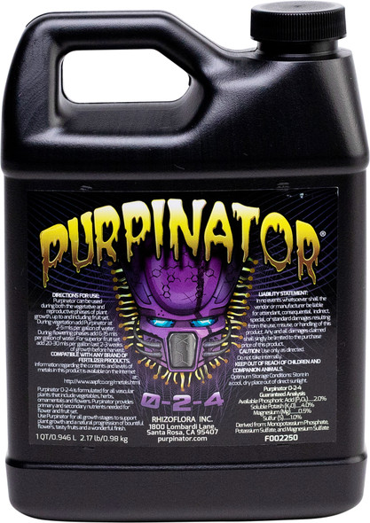 Purpinator - 1 QT