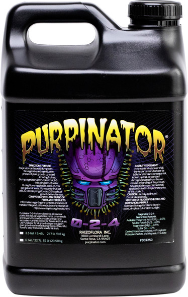 Purpinator - 2.5 GAL