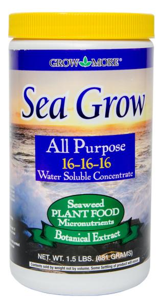 Grow More Sea Grow All Purpose - 1.5LB (DISCONTINUED)