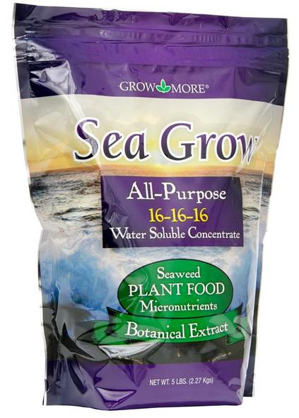 Grow More Sea Grow All Purpose - 5LB