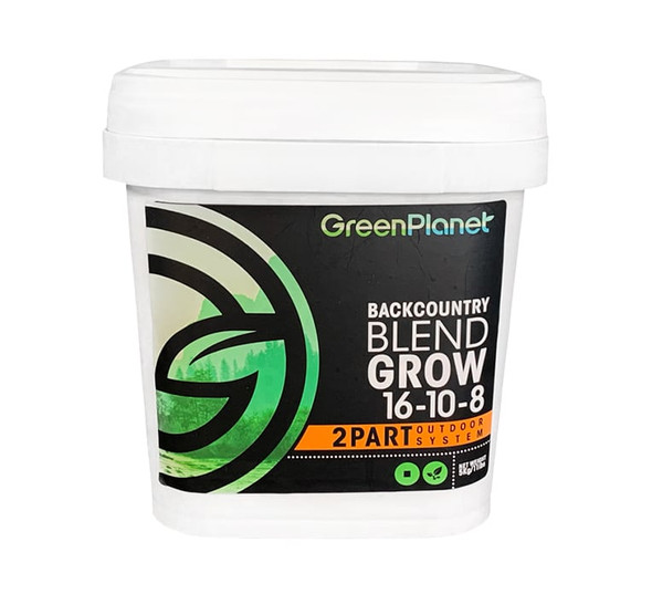 Green Planet Back Country Blend Grow - 5KG