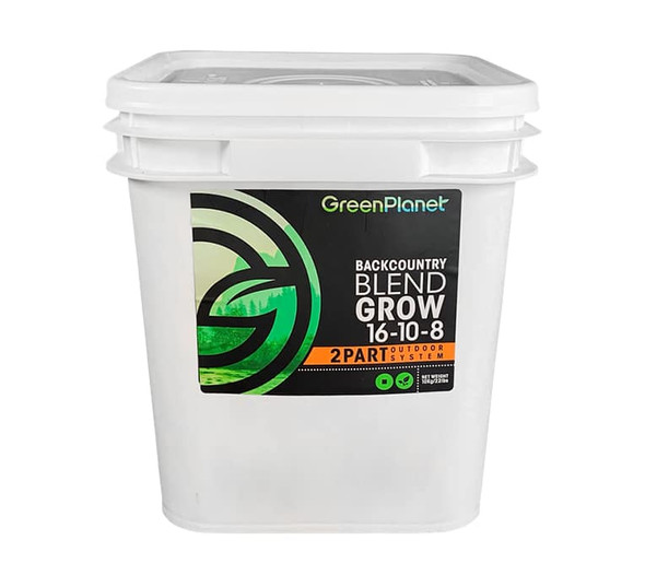 Green Planet Back Country Blend Grow - 10KG