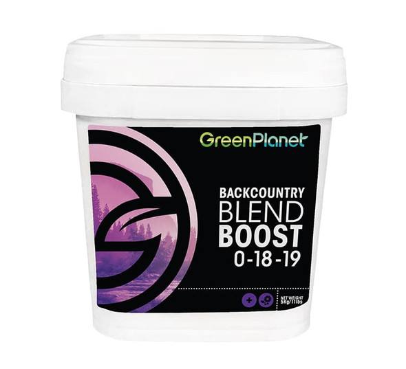 Green Planet Back Country Blend Boost - 5KG