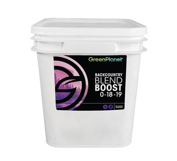 Green Planet Back Country Blend Boost - 10KG