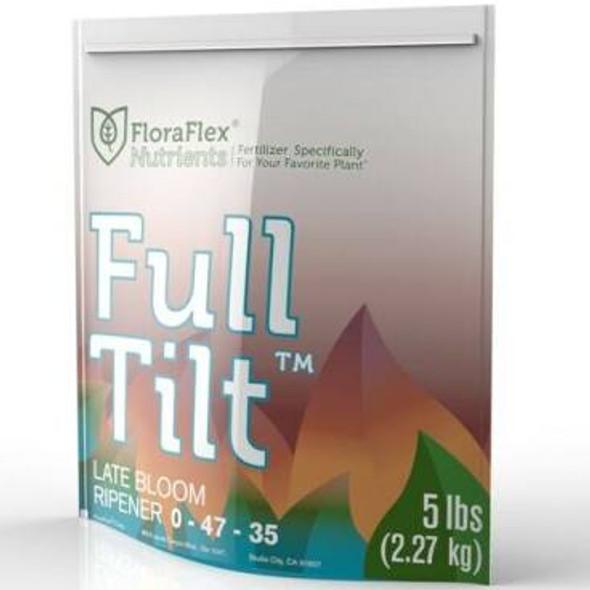 FloraFlex Nutrients Full Tilt - 5LB