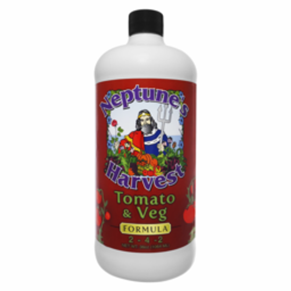 Neptune's Harvest Tomato and Veg - 1 QT