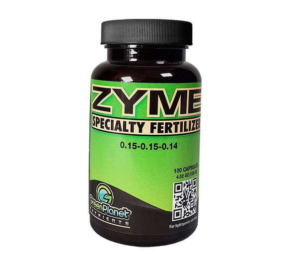 Green Planet Zyme Caps