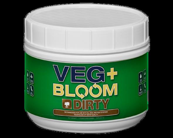 Veg+Bloom Dirty - 1LB