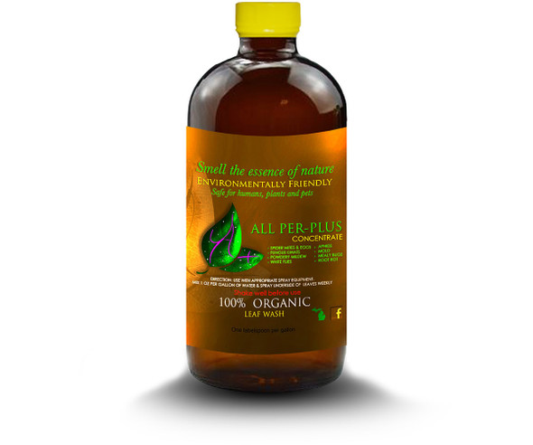 All Per Plus Leaf Wash Concentrate - 4OZ