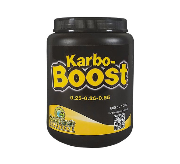 Green Planet Karbo Boost - 600G